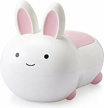 MSNDIAN Bunny Kind Toilette, Baby Urinaltoilette,