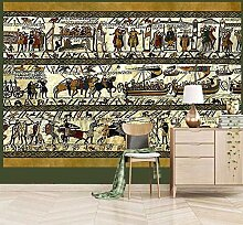 Msrahves tapetenkleister Cartoons Retros Pferde