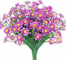 Msrlassn Künstliche Pflanze Draussen