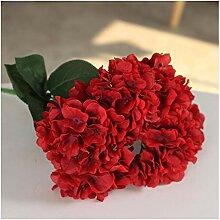 MSSZH Künstliche Blume HortensieHochzeit