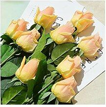 MSSZH Künstliche Blume Rosenstrauss
