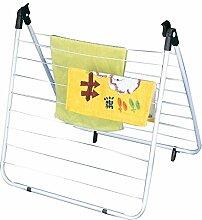 MSV 130038 Wäscheständer für Badewanne,