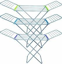 MSV 130085 Wäscheständer Flügelwäschetrockner