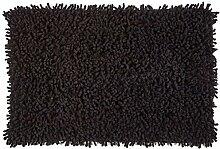 MSV 140842Teppich Baumwolle schwarz 60x 40x