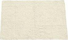 MSV Badeteppich aus Baumwolle 45x70cm in