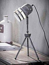 MSZ Design Tischleuchte FERO, Tripod Tischlampe