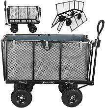 MT MALATEC Bollerwagen Gartenwagen Handwagen mit