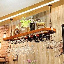 MTCGH Bar, Ktv Weinregal, Becherhalter,