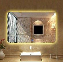 MTFZD Spiegel Badezimmer LED-Beleuchtung