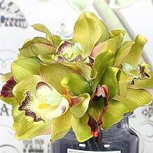 MTJDF Künstliche Blume Künstliche Seide 7 Kopf