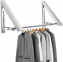 Mture Klappbar Wand-Kleiderständer, Kleiderhaken