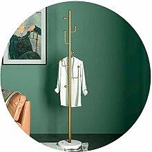 MTYLX Garderobenständer, Marmorboden Wohnzimmer
