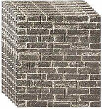 MU Schließfächer Backsteinmauer Paneele Schälen