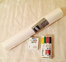 MUCHO Ikea Mala Easel Essential Set: Drawing Paper