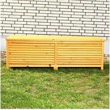 Mucola Auflagenbox Kissenbox Gartentruhe Gartenbox