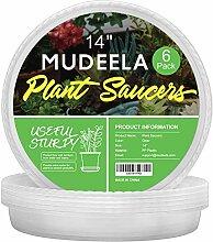 Mudeela Blumentopfuntersetzer für den