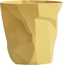 Mülleimer 10L Klappform Papierkorb for Badezimmer