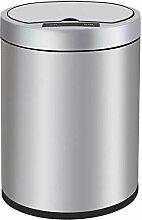 Mülleimer, 13L Müll Behälter Automatik Induktiv
