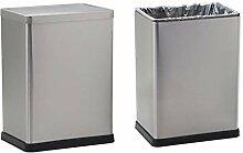 Mülleimer 15L |Einzel-Papierkorb Für Küche,