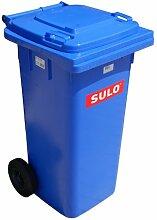 Mülleimer, 2Rollen, Container Mülleimer SULO