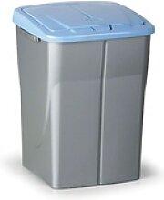 Mülleimer 45 l, deckel: grün