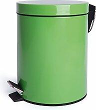 Mülleimer 5 L grün