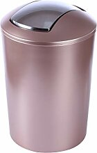 Mülleimer, Batop 6.5L Klein Kunststoff Papierkorb