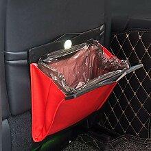 Mülleimer Für Auto,auslaufsichere Sitzlehne