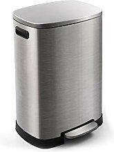 Mülleimer Küche 50 Liter, Abfallsammler