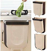 Mülleimer Küche, Faltbarer Mülleimer