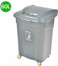 Mülleimer Kunststoff Mit Einer Klappe | Vier
