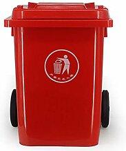 Mülleimer Kunststoff Mit Einer Klappe | Zwei