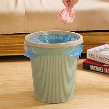 Mülleimer mit Druckring Mülleimer Haushalt