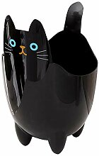 Mülleimer Nette Katze Desktop Kunststoff
