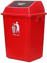 Mülleimer Outdoor Mülleimer, 60 Liter Haushalt