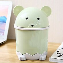 Mülleimer Panda Flip Desktop Mülleimer