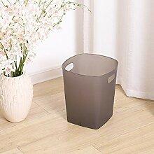 Mülleimer Papierkorb Mülltonne Mit Griffen Für