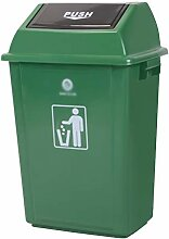 Mülleimer Schaukel Abdeckung 60 Liter Mülleimer