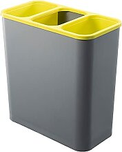 Mülleimer sortieren, 3 Fach unter dem