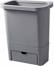 Mülleimer Trash 12L Küche kann for Schranktür