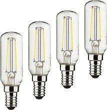 MÜLLER-LICHT 400027 A++, 4er-Set Retro-LED Lampe