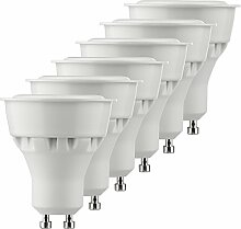 MÜLLER-LICHT 6er-Set LED Lampe Reflektor ersetzt
