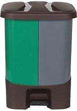 Mülltrennungssystem Abfallsammler