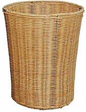 Mülltrennungssystem Bambus Und Rattan Weben