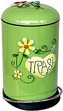 Mülltrennungssystem Farbe Doppel-Mülleimer
