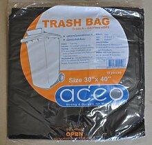 Mülltsäcke a 10 Stk, 120 Liter Fassungsvermögen
