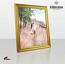 München Bilderrahmen Barockrahmen 30x45 cm Gold