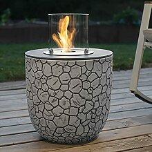 muenkel design Vigo – mosaik-weiß –