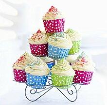 Muffinständer Cupcake Etagere für 13 Stück