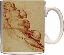 Mug 0719 501015 Studio Di Nudo Michelangelo